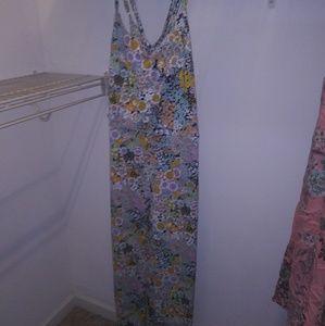 Wild Fable floral print jumpsuit
